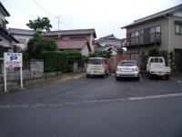 柴田歯科医院 駐車場